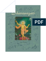 Sharanagati - year third
