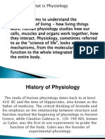paul | alleva | what is Physiology.ppt