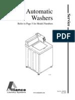 Washing Machine Training [Alliance Laundry Systems]