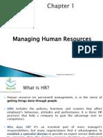 HR   Session 1