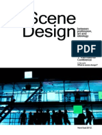 Scene Design – Between Profession, Art and Ideology