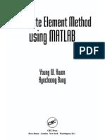 Metodo Dos Elementos Finitos Matlab