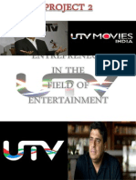 Entrepreneur In The Field Of Entertainment