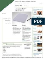 $16.990 Por Kit Smart Cover Para iPad + Adaptador 5 en 1