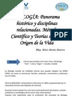 Clase 1biologia Ucv 27-08-12