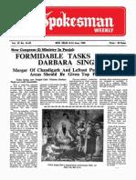 The Spokesman Weekly Vol. 29 No. 41-42 June 9-16, 1980