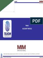 Modul - Account Profile - 310309