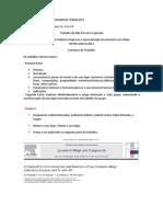 Trabalho Nao Ferrosos Especiais__ - Assuntos e Grupos - 2Sem2013