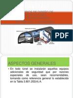 6.-INSTALACIONES TUNELES