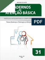 PLANTAS MEDICINAIS E FITOTERAPIA NA ATENÇÃO BÁSICA