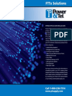 FTTx Brochure