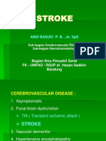 Stroke & Vertigo