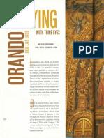 Art. Orando Con Los Ojos - Copa, Dic. 2008 p.134-147