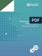 Management - Procurement Process Resource Guide