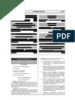 Ley 30057 - Ley Del Servicio Civil