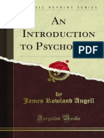 An Introduction to Psychology 1000002471