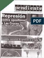 Simulados Concursos de Oposición en el Cetis 100