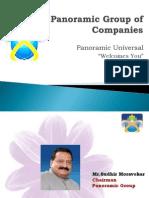 Panoramic Universal Founder Moravekar