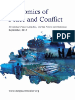 BURMA Economics-of-Peace-and-Conflict-report-English