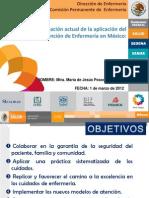 2 Situacion Actual Del Proceso Enfermero en Mexico Proyecto Place Cpe