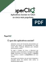 Aplicativos Sociais No Orkut - Os Cinco Mais Populares