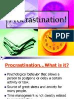 procrastination.ppt