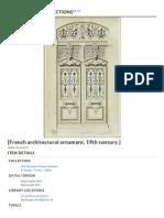 French architectural ornament, 19th century.pdf