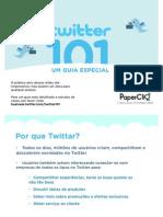 Twitter 101 Empresas Traducao Papercliq