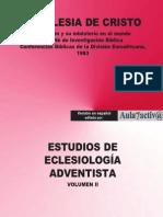AULA ACTIVA - La Iglesia de Cristo - Vol. 2
