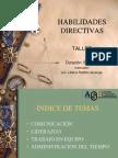 Taller Sobre Habilidades Directivas = Liliana Padilla Uscanga