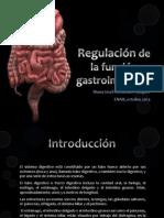 Regulación de la función gastrointestinal