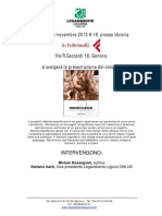 locandina evento feltrinelli