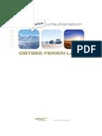 Gastgeberverzeichnis OstseeFerienLand 2014