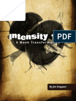 Intensity 101