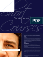 Short Courses Brochure