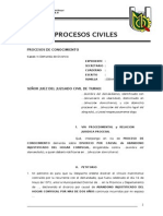 PracticaForenceCivil II 01