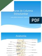 Fracturas de Columna Dorsolumbar.ppt