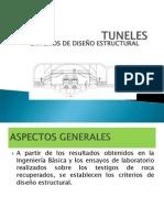 5.-Diseño Estructural Tuneles