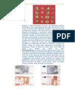 Historia Moedas e Notas Em Escudo e Moedas e Notas Em Euros