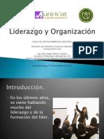 001_Liderazgo y Organización