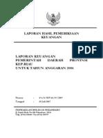 LHA BPK Lapkeu Prov KepRiau 2006.pdf
