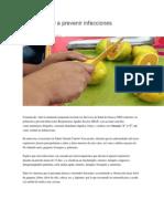 03/11/13 Igabenoticias Exhorta SSO a Prevenir Infecciones Respiratorias