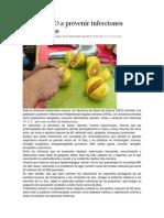 03/11/13 Nss Exhorta SSO a Prevenir Infecciones Respiratorias