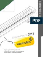 Precios Construlita 2012