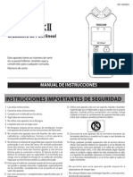 Dr-07mkii Manual Del Usuario Espanol