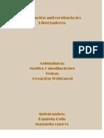 Medios Webquest (1)