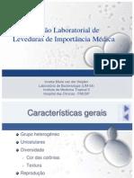 Identificacao Laboratorial Leveduras Importancia Inneke Marie