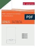 575_Manual de Utilizare - GENUS 36 FF
