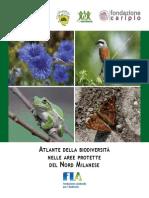 Atlante della biodiversità nelle aree protette del Nord Milanese