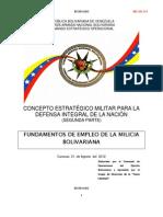 Manual de Fundamento de La Milicia